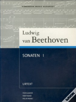 Wook.pt - Beethoven: Sonaten I for Piano