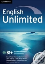 English Unlimited Intermediate B Combo With Dvd-Roms (2)