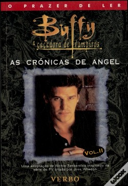 Wook.pt - Buffy - As Crónicas de Angel, Vol. II