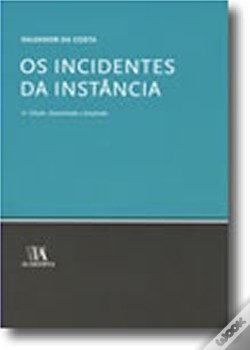Wook.pt - Os Incidentes de Instância
