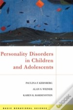 Personality Disorders In Children And Adolescents