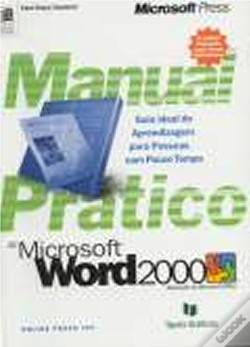 Wook.pt - Manual Prático do Word 2000