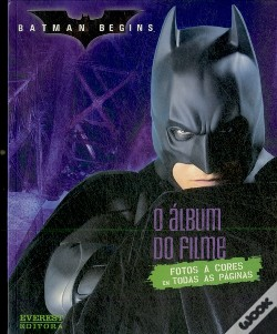 Wook.pt - Batman Begins - O Álbum do Filme