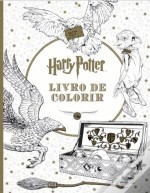 Harry Potter - Livro de Colorir