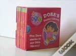 Dora'S Little Librarywith Dora'S Opposites And Count With Dora And Dora Goes For A Ride And Dora'S Book Of Words And Dora At The Beach