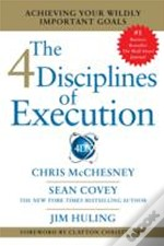 4 Disciplines Of Execution Pa