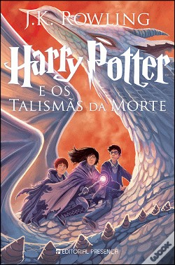Wook.pt - Harry Potter e os Talismãs da Morte