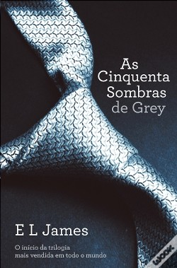 Wook.pt - As Cinquenta Sombras de Grey