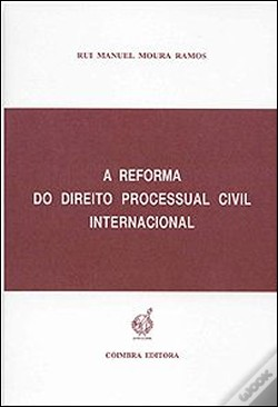 Wook.pt - A Reforma do Direito Processual Civil Internacional