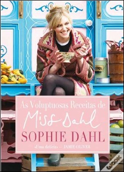 Wook.pt - As Voluptuosas Receitas de Miss Dahl