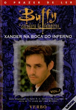 Wook.pt - Buffy - Xander na Boca do Inferno