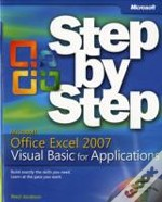 Microsoft Office Excel 2007 Visual Basic For Applications Step By Step