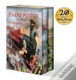 Harry Potter Illustrated Box Set