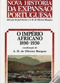 Wook.pt - O Imperio Africano 1890-1930