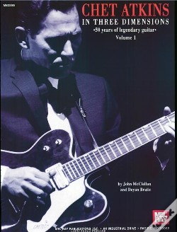 Wook.pt - Chet Atkins in Three Dimensions: Volume 1