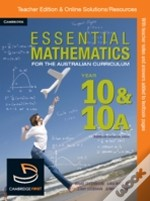 Essential Mathematics For The Australian Curriculum Year 10 Teacher Edition