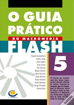 Wook.pt - O Guia Prático do Macromedia Flash 5