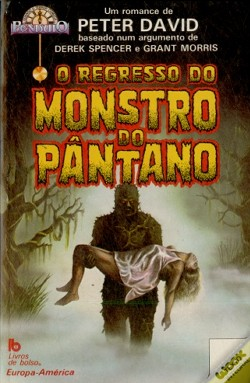 Wook.pt - O Regresso do Monstro do Pantano