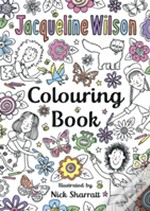 Jacqueline Wilson Colouring Book
