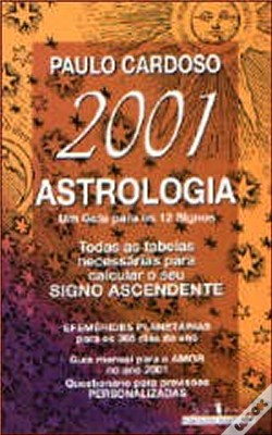 Wook.pt - Astrologia 2001