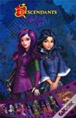Disney Descendants Wicked World Shorts Cinestory Comic
