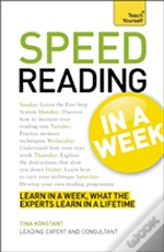 Teach Yourself Speed Reading In A Week