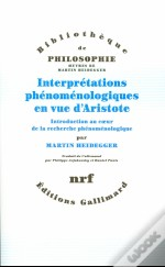 Interpretation Phenomenologique D'Aristote