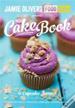 Wook.pt - Jamie'S Food Tube: The Cake Book