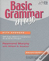 Basic Grammar In Use With Answers,With Audio Cd