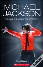 Michael Jackson Book & Cd