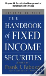 Handbook Of Fixed Income Securities, Chapter 44