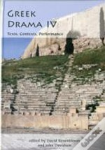 Greek Drama Iv