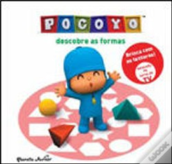 Wook.pt - Pocoyo descobre as formas