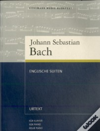 Bach: Englische Suiten for Piano