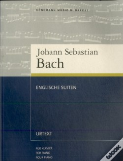 Wook.pt - Bach: Englische Suiten for Piano