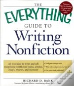 Everything(Registered) Guide To Writing Nonfiction