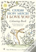 Guess How Much I Love You Colouring Book