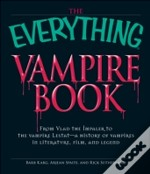 'Everything' Vampire Book