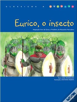 Wook.pt - Eurico, o Insecto
