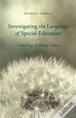 Investigating The Language Of Special Education