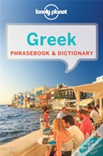 Lonely Planet Greek Phrasebook & Dictionary