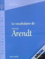 Le Vocabulaire D'Hannah Arendt