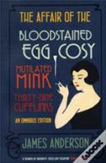 Affair Of The Bloodstained Egg Cosy The
