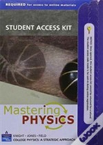 Masteringphysics With E-Book Student Access Kit For College Physics