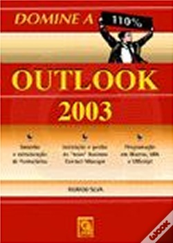 Wook.pt - Domine a 110% Outlook 2003