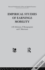 Empirical Studies Of Earnings Mobility