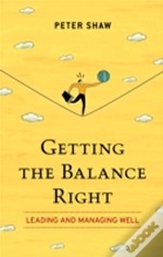 Getting The Balance Right