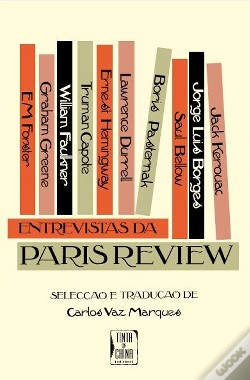 Wook.pt - Entrevistas da Paris Review