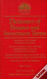 Dictionary Of Finance & Investment Terms