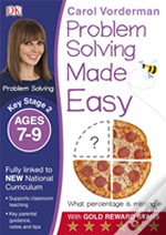 Problem Solving Made Easy Ks2 Ages 7-9